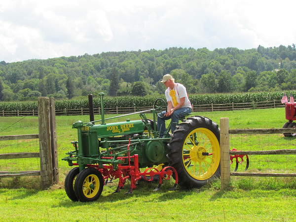Tractor Days at Billings Farm and Museum