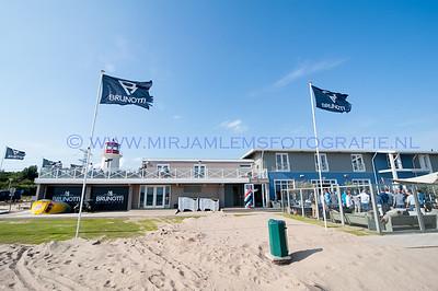BBC 4 jaar bij Brunotti beach club Rotterdam business events