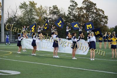 2010 Varsity Fottball Cheer