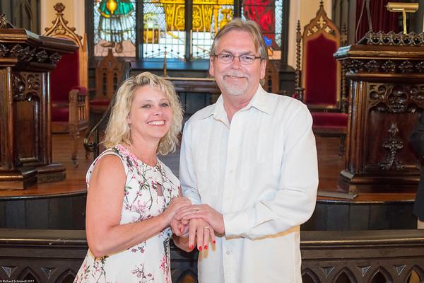 Sandra and Tom 2017