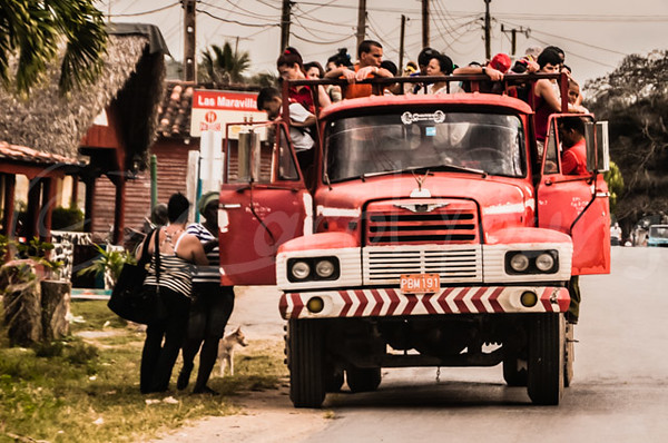 Cuban Cars and Other Modes of Transportation