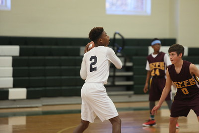 AJCES Basketball v 7 Hills