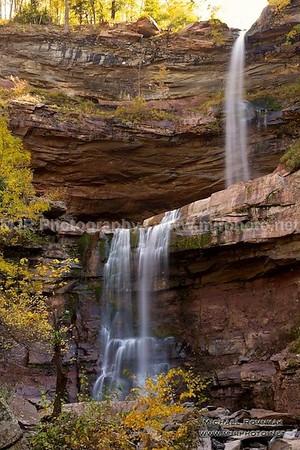Landscapes, Haines Falls, NY 10-10-2011