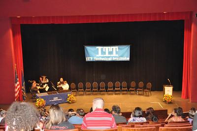 ITT Technical Institute Graduation Sept 1, 2011