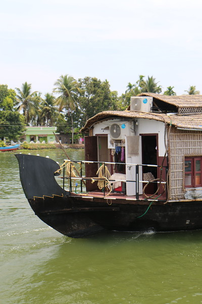 Kerala, India backwaters