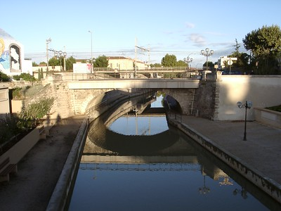 2004 FRENCH CANAL BARGE