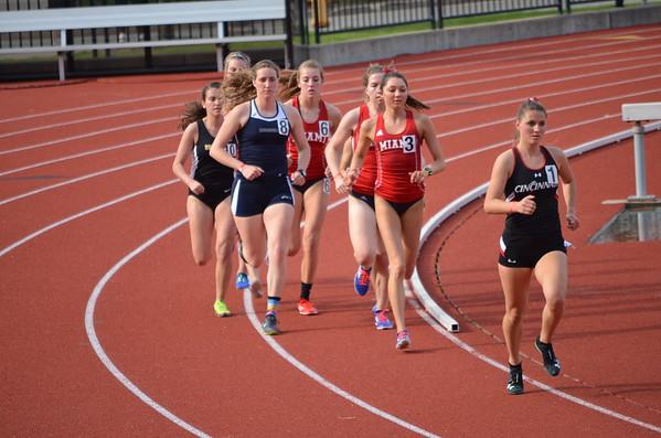 2017 Cedarville University Track