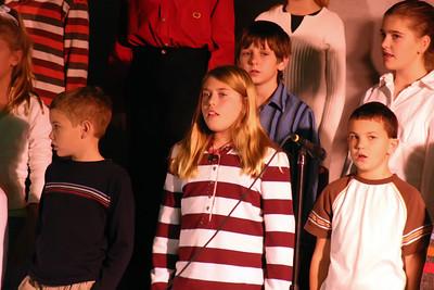 20061114 School Program - 4th Grade
