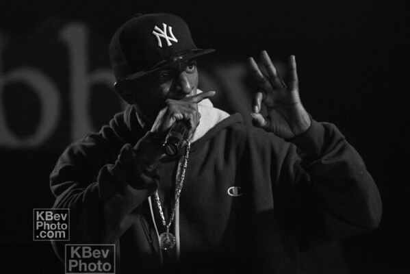 Rakim and Mic One (Aug 14)