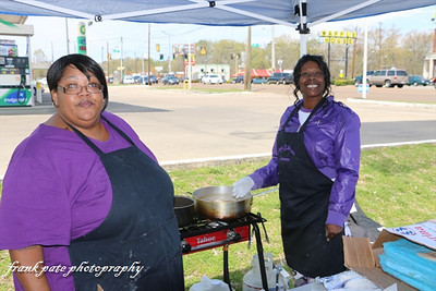"Triple  ""S"" Divas Fish Fry Benefit 4/5/14"