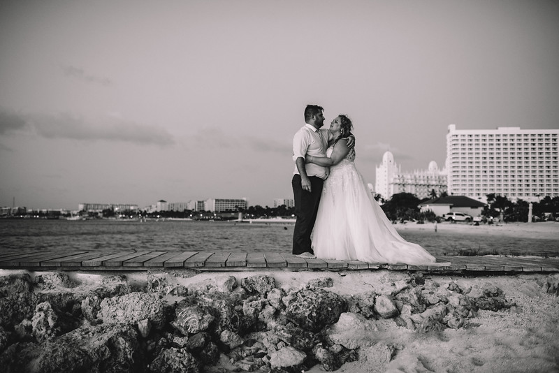 Requiem Images - Aruba Riu Palace Caribbean - Luxury Destination Wedding Photographer - Day after - Megan Aaron -123.jpg