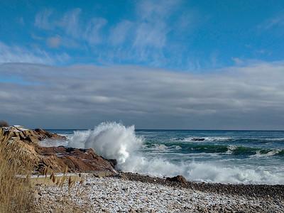 Cape Ann Winter - January 30, 2021.
