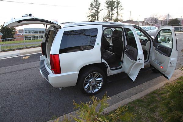 Cadillac Escalade Hybrit 2013