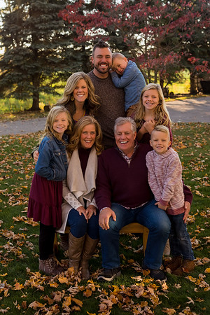 Holland Homestead Family Portraits
