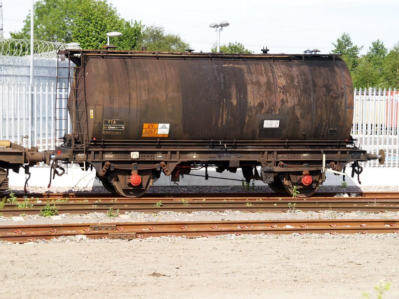 TTA 61207 at Didcot   23/05/09