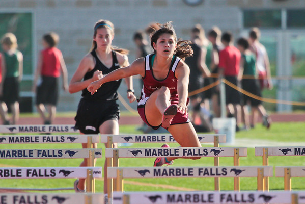 District Track & Field Preliminaries - Wed, Apr 6, 2011