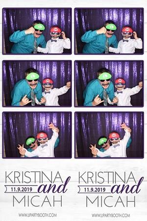 Kristina & Micah