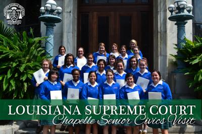 Louisiana Supreme Court Visit