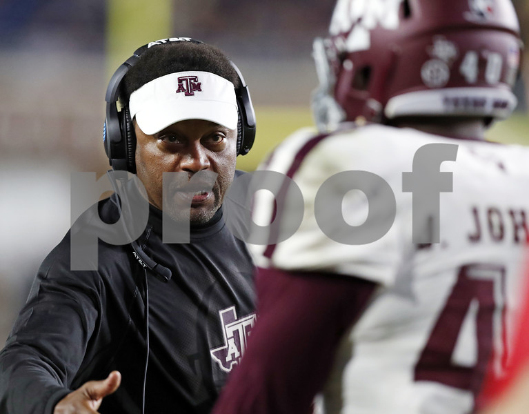 Texas A&M to Fire Head Coach Kevin Sumlin After LSU Game