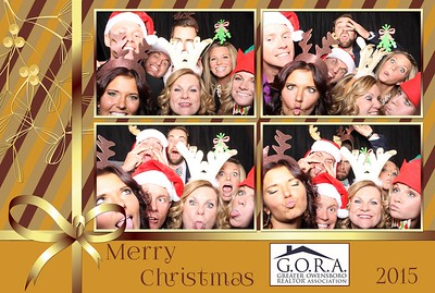 2015 Greater Owensboro Realtor Association -  Christmas Party