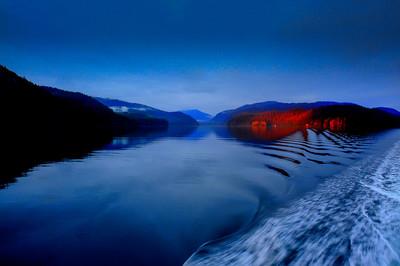 Alaskan Seascapes