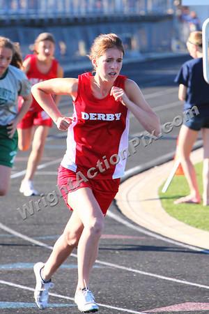 2011 06 02 Girls 400 m Dash Finals