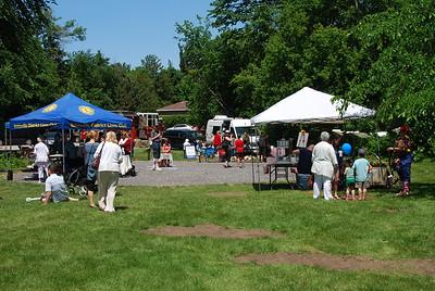 SVA's Artists in the Park June 7, 2015