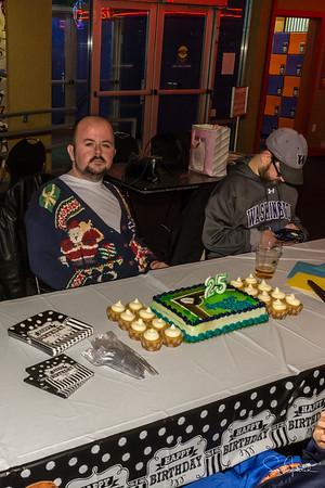 Trenton Birthday Bowling 2018