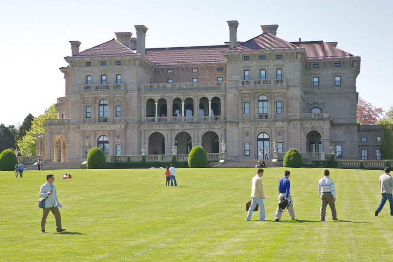 Newport, RI Mansion
