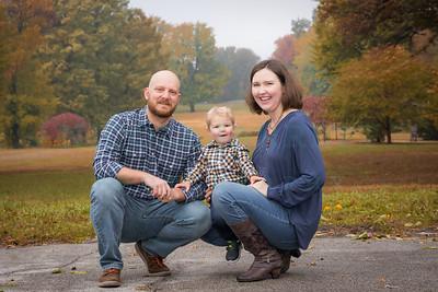 Chenoweth-Allen Family