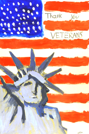 Thank a Vet Posters 2018