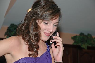 Katie's Pre-Prom pics