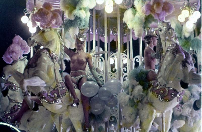 Burlesque France  1970s
