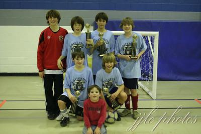 Calverton 3v3 Soccer 2007