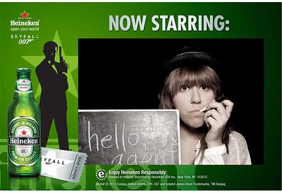 Heineken presents 007: Bar Louie, Beavercreek