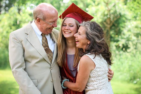 Sophia  Russell Graduation