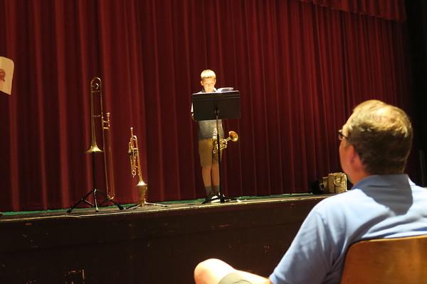 Trumpet Recital June 2019