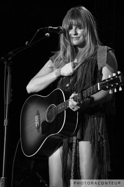 Grace Potter in Las Vegas, July 2011  (Photo by Benjamin Padgett)