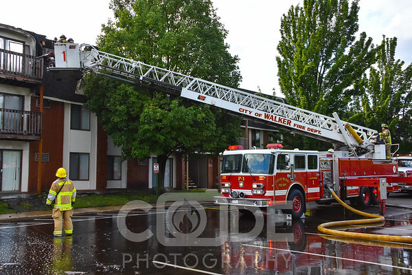 Apartment Fire (6/26/17)