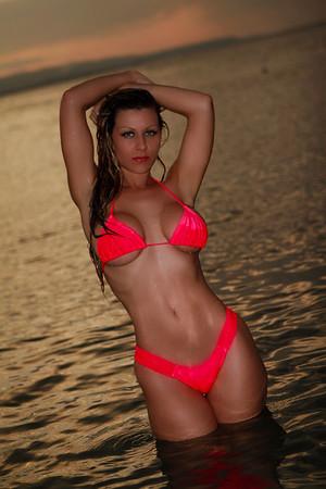Model Tania