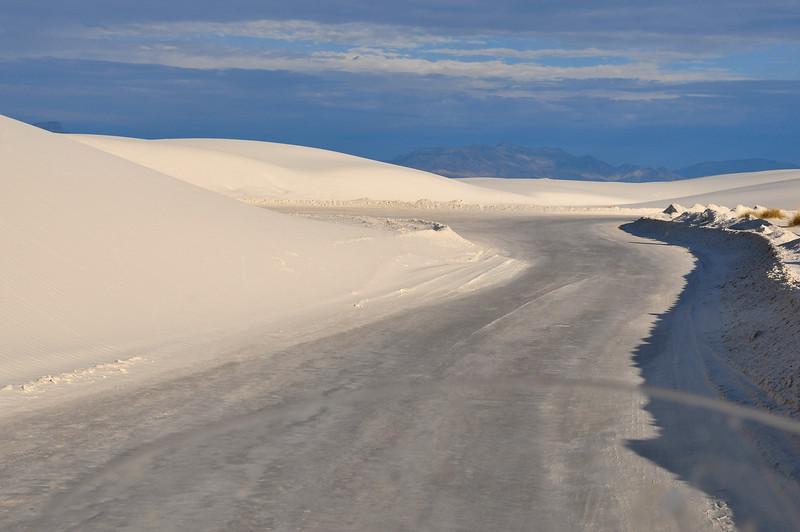 White Sands.