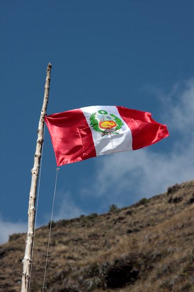 Bandera / Flag foto: Domingo Giribaldi del Mar