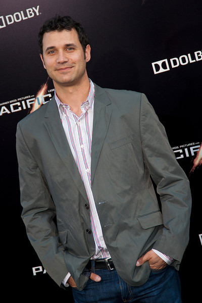 HOLLYWOOD, CA - JULY 09: Composer Ramin Djawadi arrives at the premiere of Warner Bros. Pictures' and Legendary Pictures' 'Pacific Rim' at Dolby Theatre on Tuesday, July 9, 2013 in Hollywood, California. (Photo by Tom Sorensen/Moovieboy Pictures)