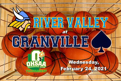 2021 OHSAA River Valley at Granville (02-24-21)
