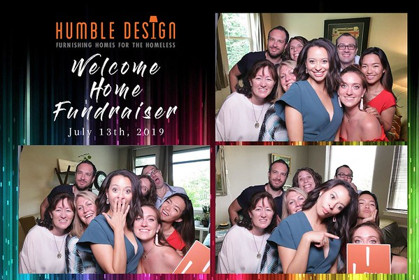 Humble Design - Welcome Home Fundraiser