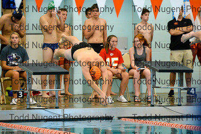PC Boys Swimming