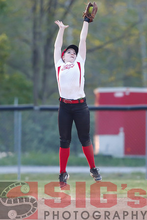 05-05-15 BHS vs Lincoln Sectional