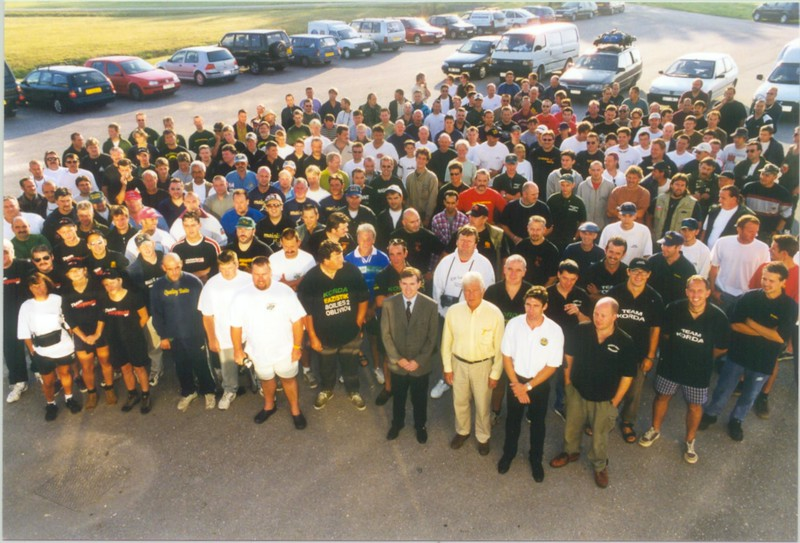 WCC99-Pic - Group picture