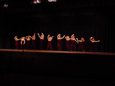 Becca Dance Recital 2003