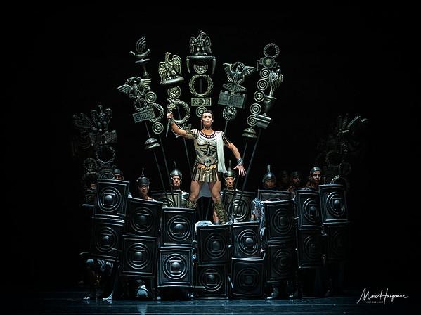 Spartacus - Bayerisches Staatsballett, 2019